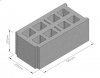 Polystyrene Thermal Blocks