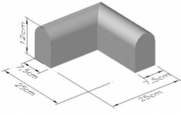 Manhole Base Unit Φ120x75 cm