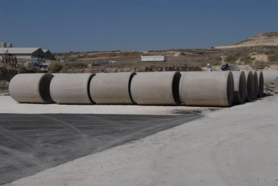 Concrete Pipe 2