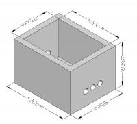 Cement Blocks B Type (CYS EN 771-3:2003)