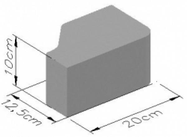 Manhole Base Unit Φ120x125 cm