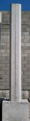 Column For Fence Wall