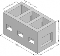 Split Facing (CYS EN 771-3:2003)