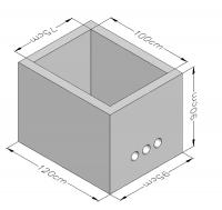 Splitting Blocks (CYS EN 771-3:2003) 1-side